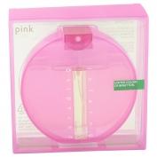 Benetton Paradiso Inferno Pink Eau De Toilette Spray