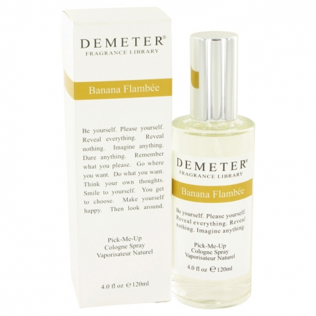 Demeter Fragrance Banana Flambee Cologne Spray