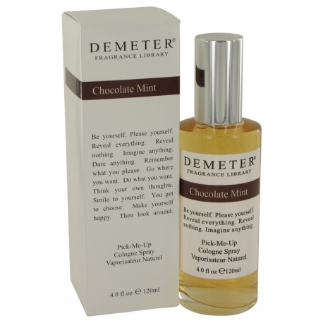 Demeter Fragrance Chocolate Mint Cologne Spray