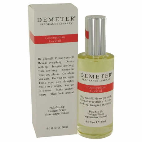 Demeter Fragrance Cosmopolitan Coctail Cologne Spray