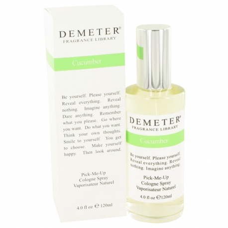 Demeter Fragrance Cucumber Cologne Spray