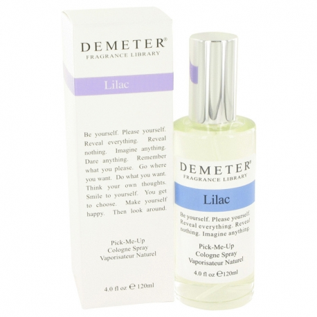 Demeter Fragrance Lilac Cologne Spray