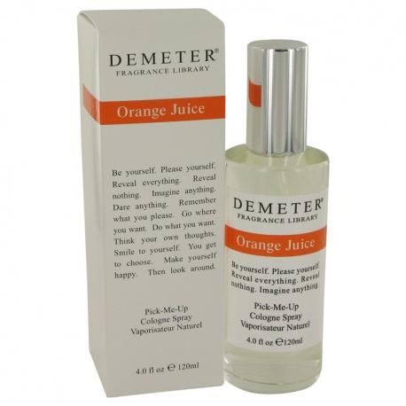 Demeter Fragrance Orange Juice Cologne Spray