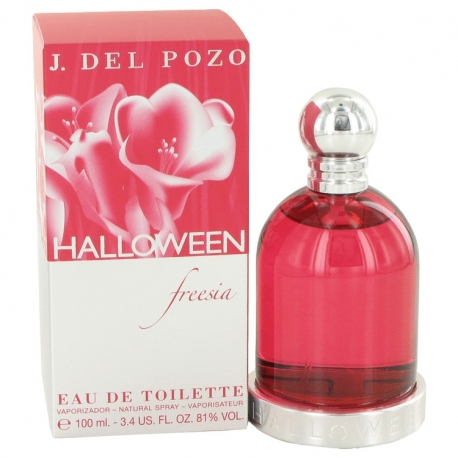 Jesus Del Pozo Halloween Freesia Eau De Toilette Spray
