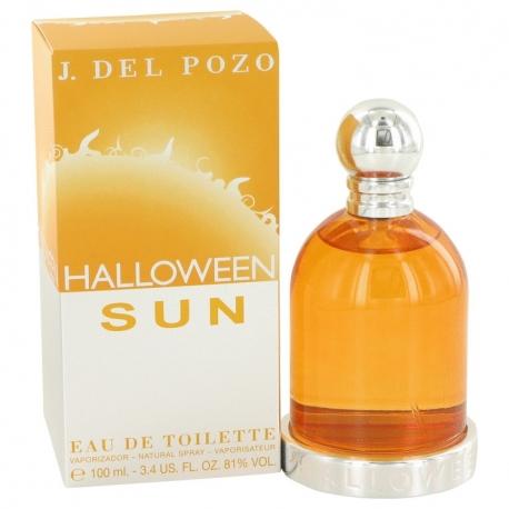 Jesus Del Pozo Halloween Sun Eau De Toilette Spray