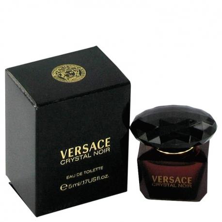Versace Crystal Noir Mini Eau De Toilette