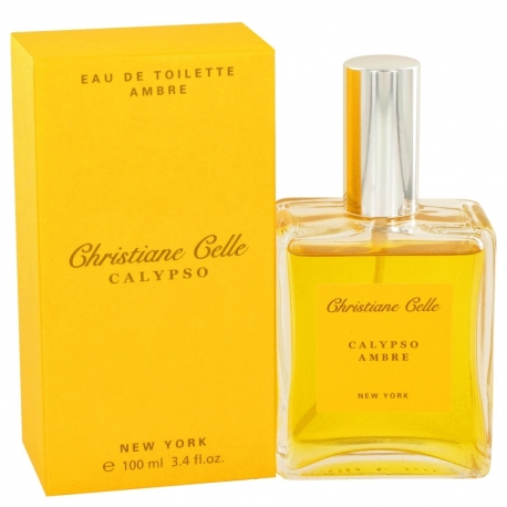 Calypso Christiane Celle Calypso Ambre Eau De Toilette Spray