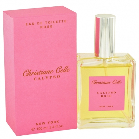 Calypso Christiane Celle Calypso Rose Eau De Toilette Spray