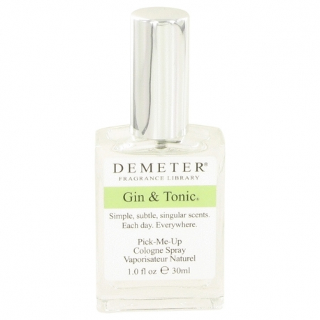 Demeter Fragrance Gin & Tonic Cologne Spray