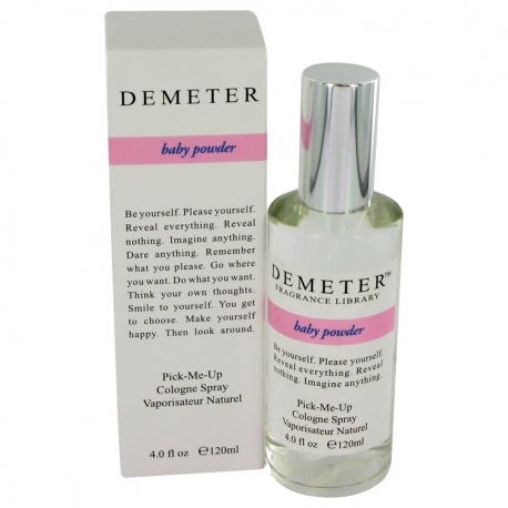 Demeter Fragrance Baby Powder Cologne Spray