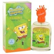 Nickelodeon Spongebob Squarepants For Girls Eau De Toilette Spray