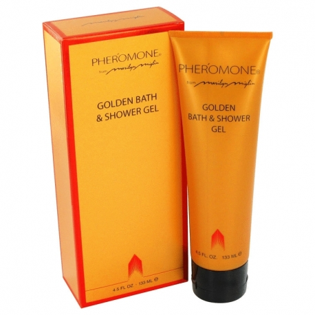 Marilyn Miglin Pheromone Gold Bath & Shower Gel