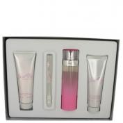 Paris Hilton Just Me Gift Set 100 ml Eau De Parfum Spray + 90 ml Body Lotion + 90 ml Shower Gel + 10 ml Mini EdP Spray