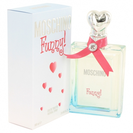 Moschino Funny! Eau De Toilette Spray