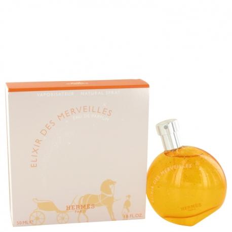 Hermès Elixir Des Merveilles Eau De Parfum Spray
