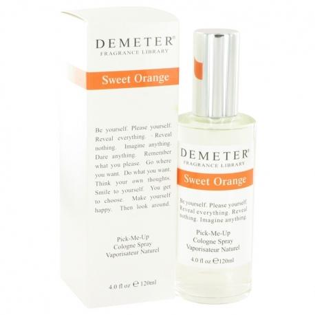 Demeter Fragrance Sweet Orange Cologne Spray