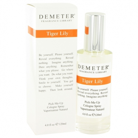 Demeter Fragrance Tiger Lily Cologne Spray