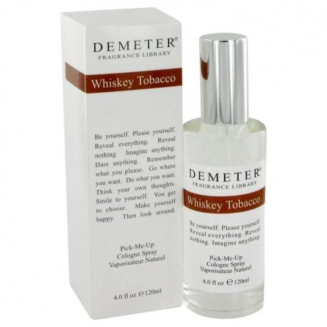 Demeter Fragrance Whiskey Tobacco Cologne Spray