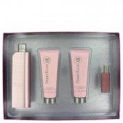 Perry Ellis 18 Gift Set 100 ml Eau De Parfum Spray + 90 ml Shower Gel + 90 ml Body Lotion + 7 ml Mini EdP