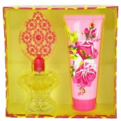 Betsey Johnson Betsey Johnson Gift Set 100 ml Eau De Parfum Spray + 200 ml Body Lotion