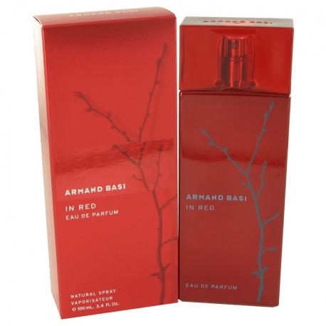 Armand Basi In Red Eau De Parfum Spray