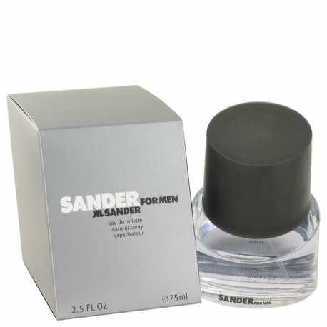 jil sander sander eau de toilette spray topparfumerie. Black Bedroom Furniture Sets. Home Design Ideas