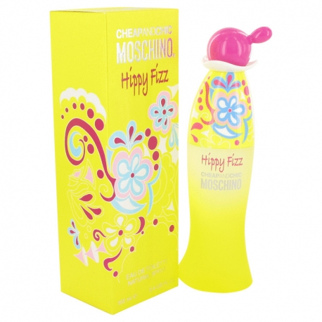 Moschino Cheap And Chic Hippy Fizz Eau De Toilette Spray