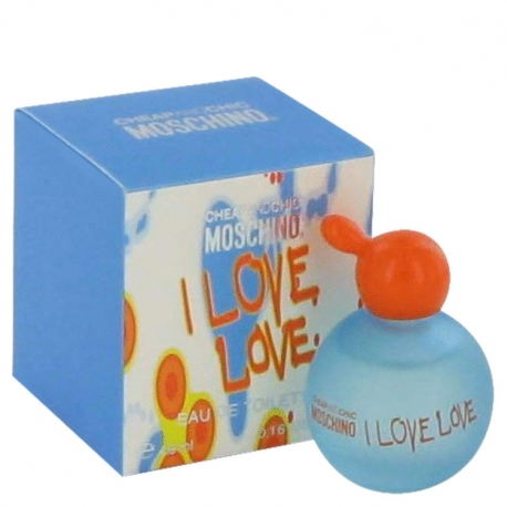 Moschino Cheap & Chic I Love Love Mini Eau De Toilette