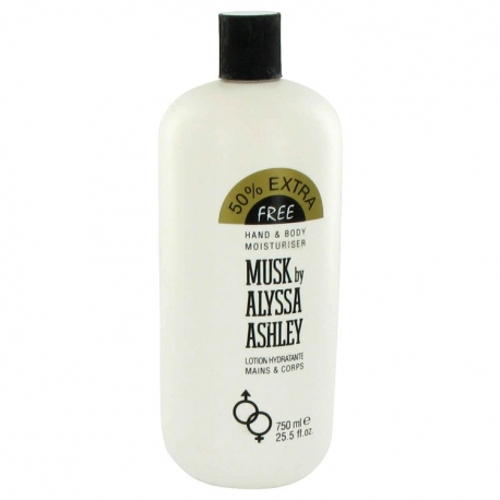 Alyssa Ashley Musk Body Lotion