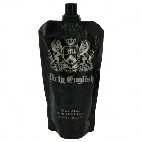 Juicy Couture Dirty English Shower Gel