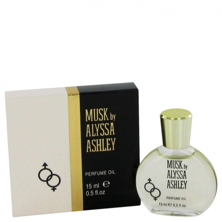 Alyssa Ashley Musk Perfumed Oil