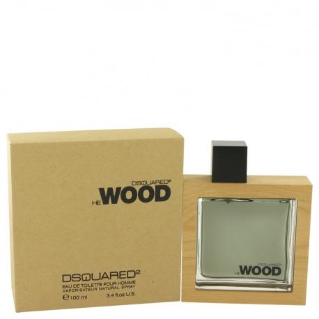 Dsquared² He Wood Eau De Toilette Spray