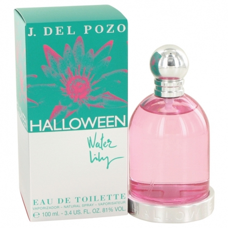 Jesus Del Pozo Halloween Water Lilly Eau De Toilette Spray