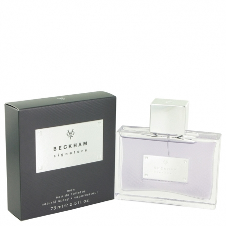 David & Victoria Beckham Signature For Him Eau De Toilette Spray