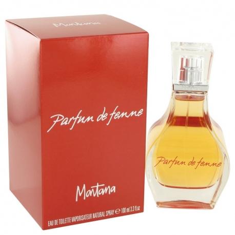 Montana Parfum De Femme Eau De Toilette Spray