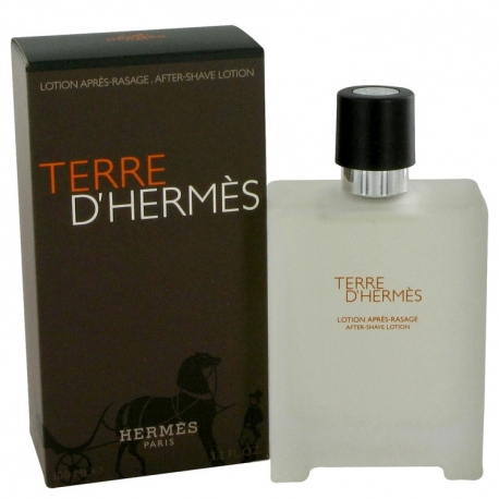 Hermès Terre D'hermès After Shave Lotion