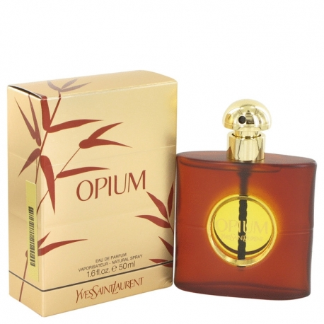 Yves Saint Laurent Opium Eau De Parfum Spray (New Packaging)