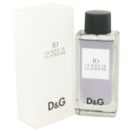 Dolce & Gabbana D&g Anthology La Roue De La Fortune 10 Eau De Toilette Spray