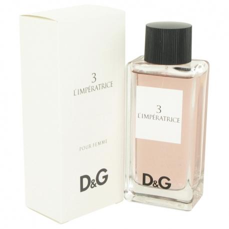 Dolce & Gabbana D&g Anthology L`imperatrice 3 Eau De Toilette Spray
