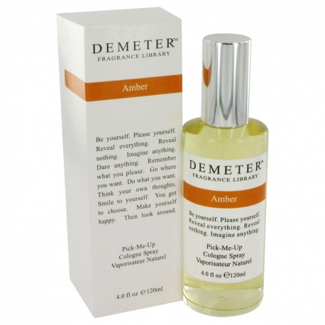 Demeter Fragrance Amber Cologne Spray