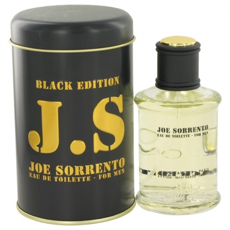 Jeanne Arthes Joe Sorrento Black Eau De Toilette Spray