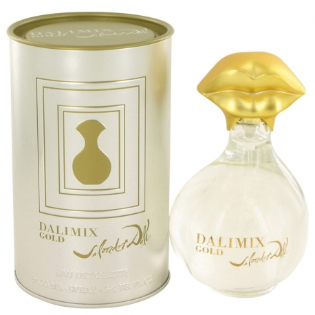 Salvador Dali Dalimix Gold Eau De Toilette Spray