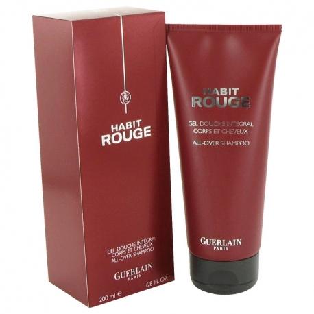 Guerlain Habit Rouge Hair & Body Shower gel