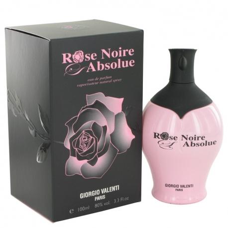 Giorgio Valenti Rose Noire Absolue Eau De Parfum Spray