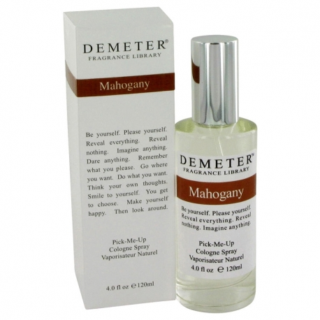 Demeter Fragrance Mahogany Cologne Spray
