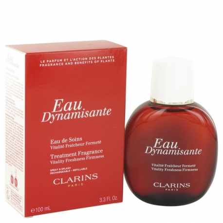 Clarins Eau Dynamisante Treatment Fragrance Spray