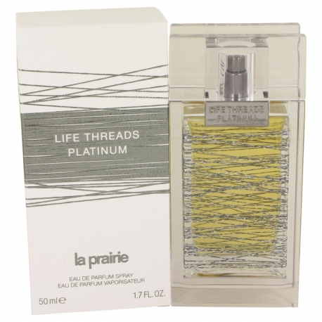 La Prairie Life Threads Platinum Eau De Parfum Spray