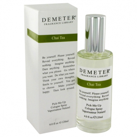Demeter Fragrance Chai Tea Cologne Spray