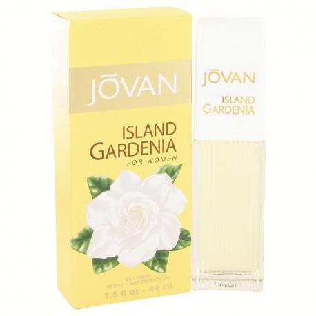 Jovan Island Gardenia Cologne Spray