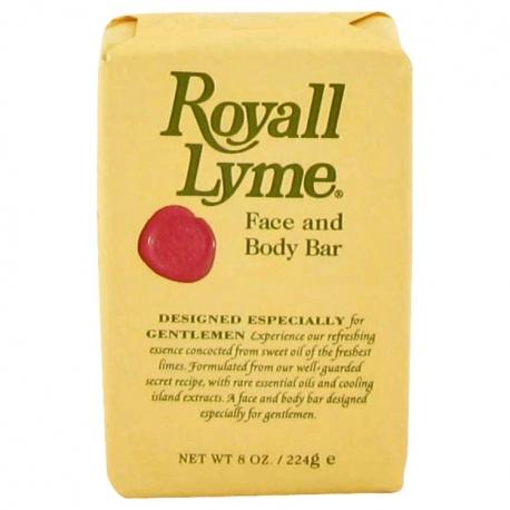 Royall Fragrances Royall Lyme Face and Body Bar Soap